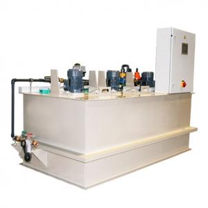 Автоматические системы приготовления растворов веществ серии MixLine
