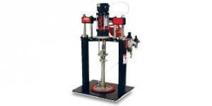 Экструзионная установка для 20л бочек модель ТP0646S2